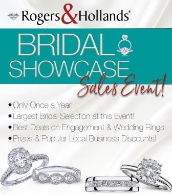 Bridal Showcase Sales Event