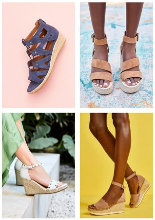 The Espadrille Sandal from DSW Shoes