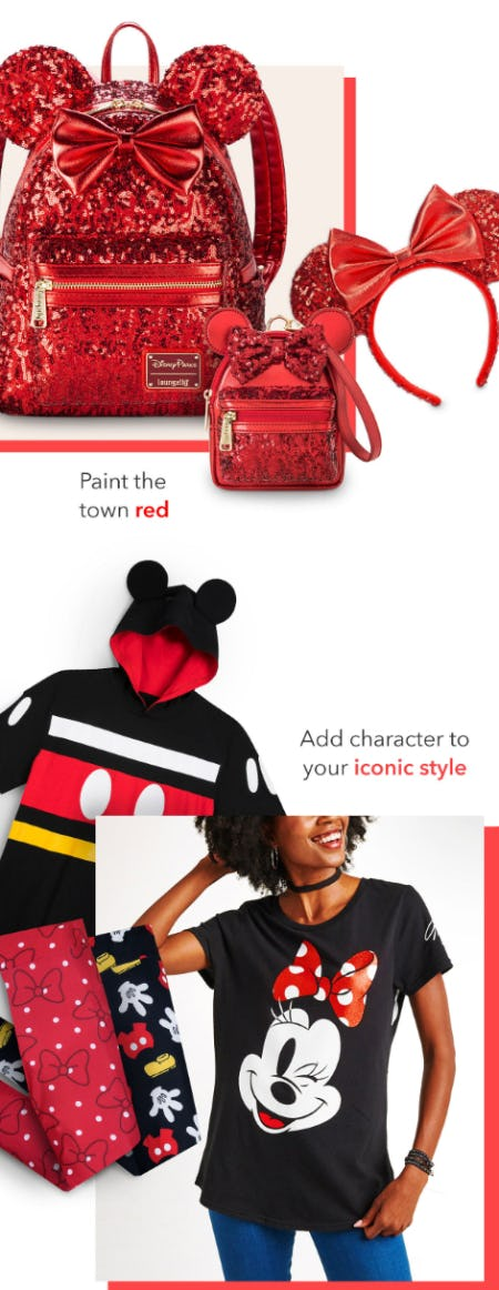 New Park Hopping Styles from Disney Store