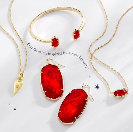 Introducing: Our Last Christmas Suite from Kendra Scott
