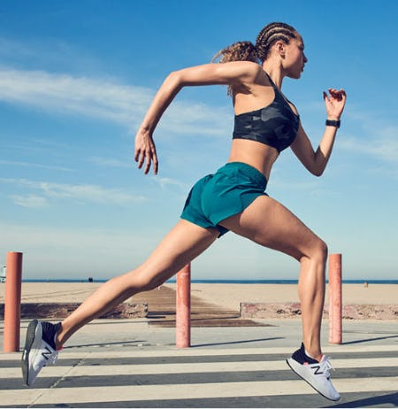 Introducing Our Hustle Short from Athleta