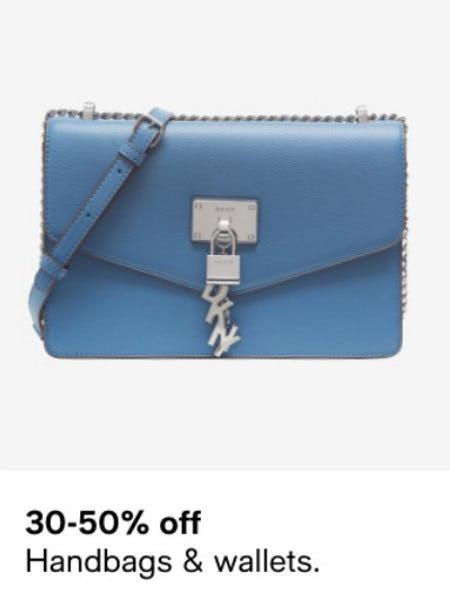 30-50% Off Handbags & Wallets from macy's