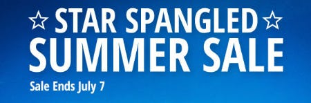Star Spangled Summer Sale from Cabela's