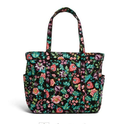 Get Carried Away Tote from Vera Bradley
