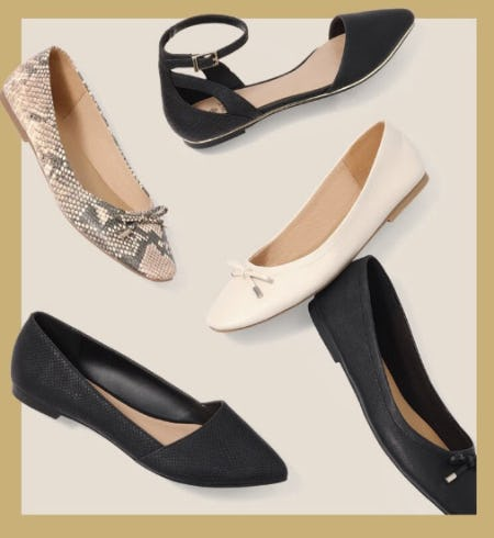 All Day Flats from Call It Spring
