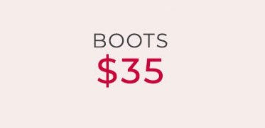 $35 Boots from Lane Bryant