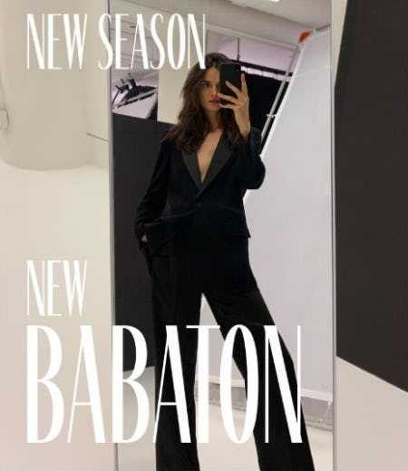 The New Season Is Here from Aritzia