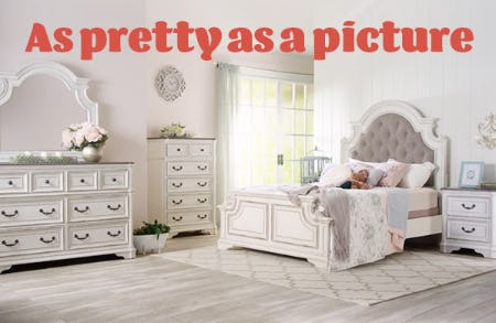 Scarlett Bedroom Collection from Bob's Discount Furniture