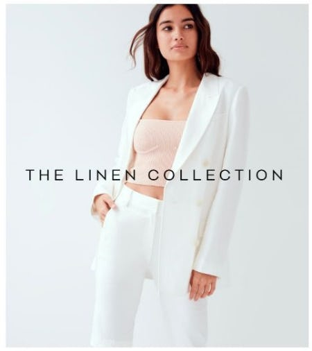 The Linen Collection from Aritzia