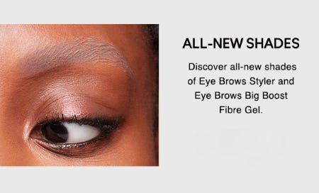All-New Shades from M.A.C