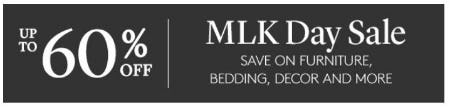 MLK Day Sale: Up to 60% Off from Pottery Barn Kids