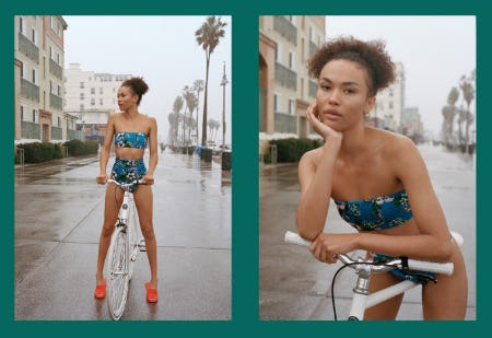 Swimwear from Diane von Furstenberg