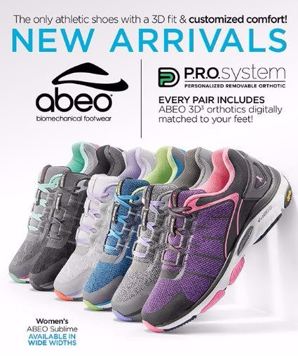 New ABEO Athletic Arrivals