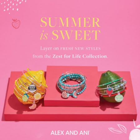 Alex and Ani Summer 2 2021 from ALEX AND ANI