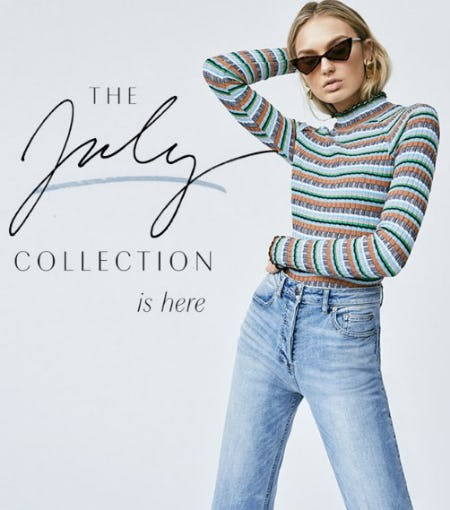 The July Collection is Here from Free People