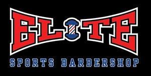 Elite Sports Barbershop Logo