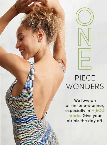 One Piece Wonders from Athleta