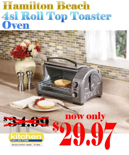 Hot Deals from Kitchen Collection