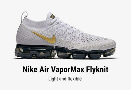 Nike Air VaporMax Flyknit from Lady Foot Locker