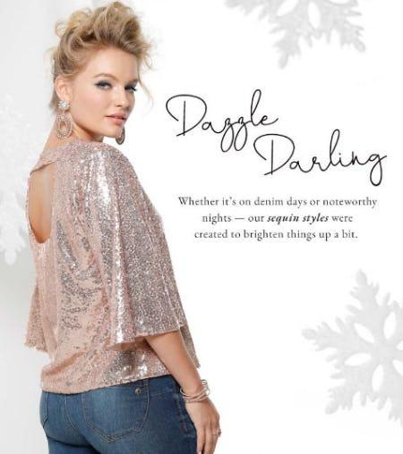 Dazzle Darling from Versona Accessories