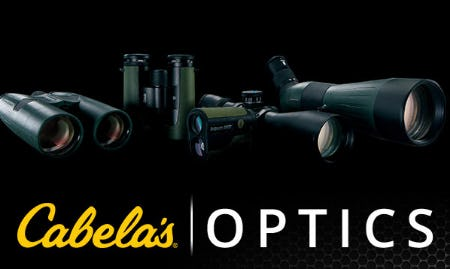 Cabela's Optics from Cabela's