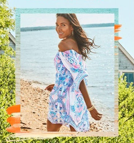 Best Selling Summer Dresses from Lilly Pulitzer