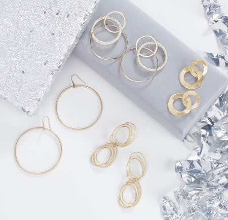Hoop Earrings from Versona Accessories