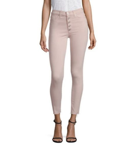 Hudson Jeans High Rise Ankle Jeans from Lord & Taylor