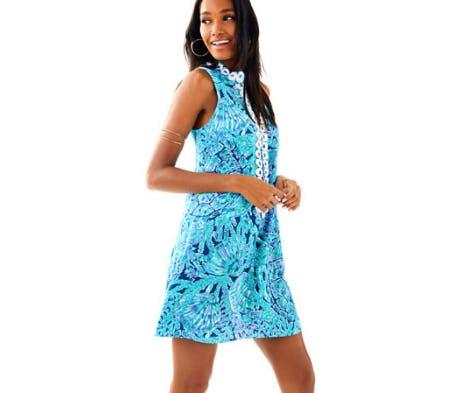Jane Shift Dress