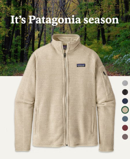 The Patagonia Better Sweater