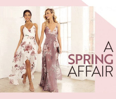 A Spring Affair from Windsor