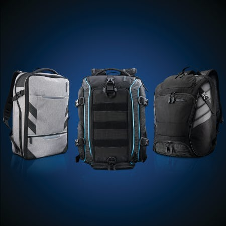 Introducing REMAGG Gaming Backpacks by Samsonite!