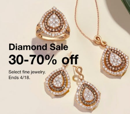 Diamond Sale: 30-70% Off
