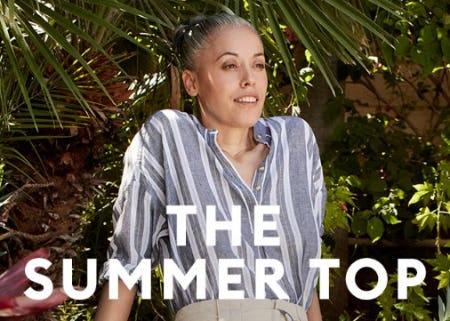 Meet the New Summer Top