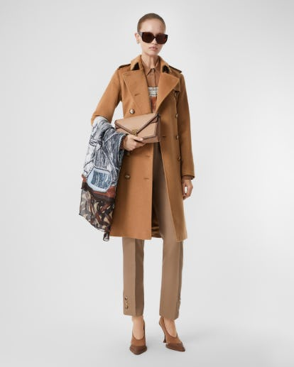 New in: Our Latest Coats from Burberry