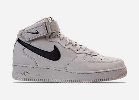 Men's Nike Air Force 1 Mid Casual Shoes from Finish Line