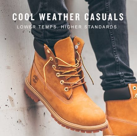Cool Weather Casuals
