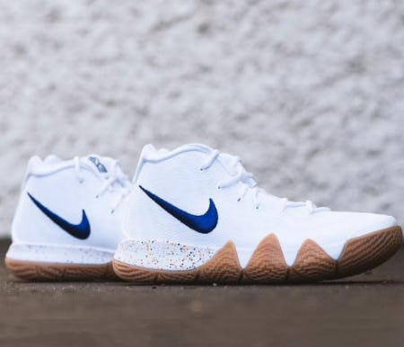 "The Nike Kyrie IV ""Uncle Drew"" from City Gear"