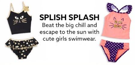 Splish Splash from Lord & Taylor