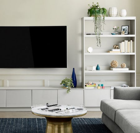 Emilia Media Console from West Elm