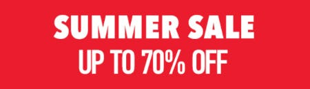 Summer Sale: Up to 70% Off from Forever 21