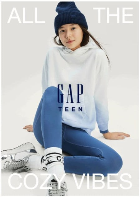 New Arrivals from Our Teen Collection from Gap