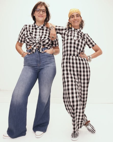 We're Bringing the Gingham