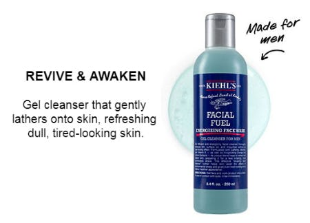 Facial Fuel Energizing Face Wash from Kiehl's