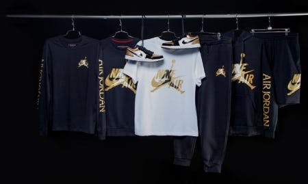 The Gold Standard from Champs Sports