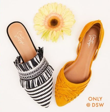 Feeling Boho from DSW Shoes