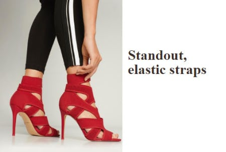 Flirty & Feminine Stilettos from ALDO Shoes
