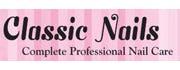 Classic Design Nails                     Logo