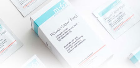 M-61 Powerglow® Peel from Blue Mercury