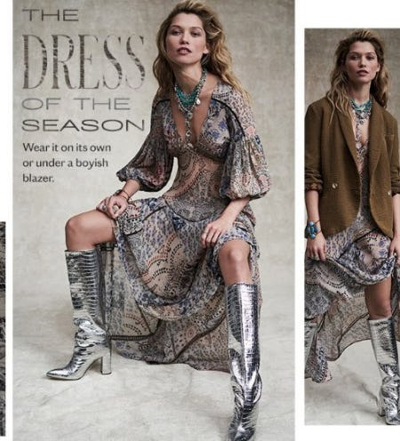 The Dress of the Season from Free People